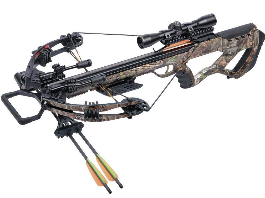 CenterPoint Tormentor Whisper 380 Crossbow